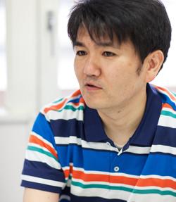 内沢憲太郎さん